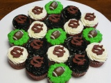 Carolina Gamecock Cupcakes
