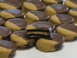 Double Dipped Peanut Butter Oreos