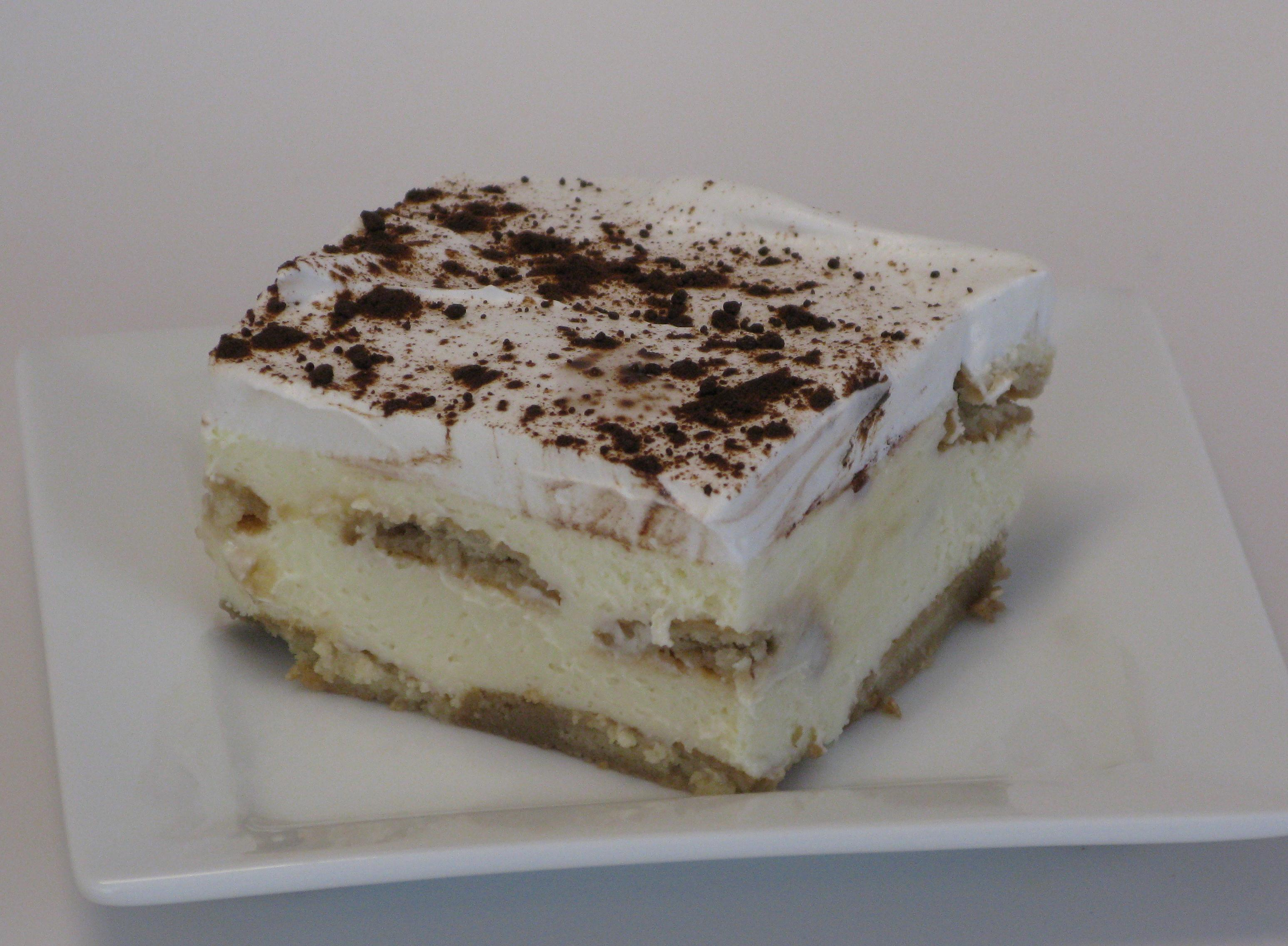 Tiramisu Cheesecake | Recipes = Yummo! | Pinterest