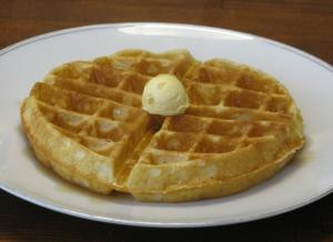 best ever waffles