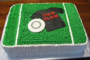 Ashleigh's Groom's Cake