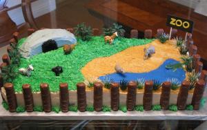 Jess's Groom's Cake