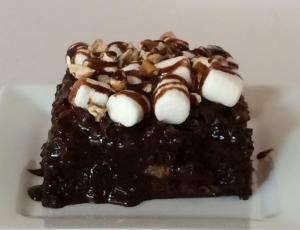 rocky road brownie 2