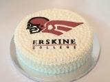 Erskine College Cake