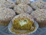Pumpkin Cream Cheese StreuselMuffins