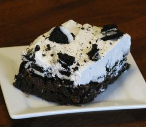 oreo brownie pie