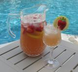 Lemon Strawberry MoscatoPunch