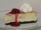 White Chocolate RaspberryCheesecake